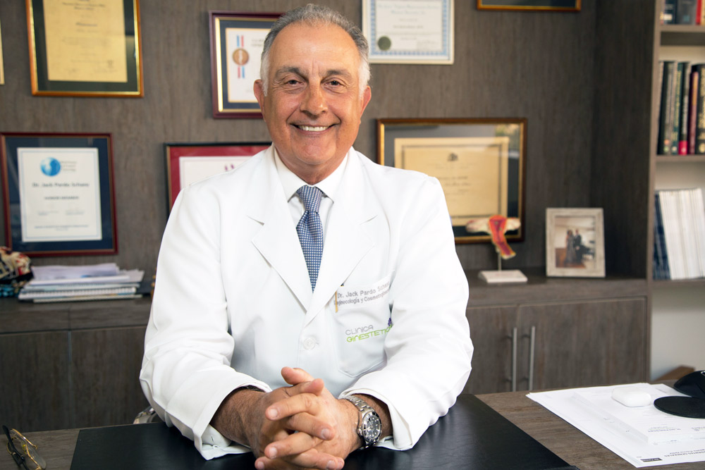 Doctor Jack Pardo ginestetica